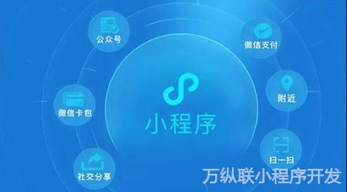 万纵联深圳小程序开发分享小程序的营销模式
